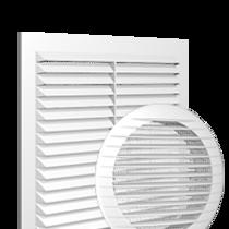 Розподільники повітря, решітки