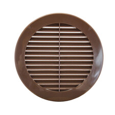 KRO Ø150 /brown решітка кругла