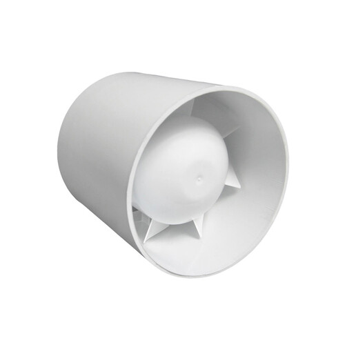 EURO 2 Ø120 побутові канальні вентилятори