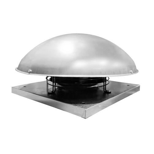 WD II Ø150 вентилятор крышный центробежный