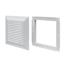 DUO SMART ∅150 решетка вентиляционная