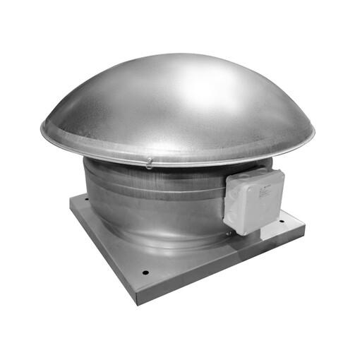 WD Ø250 вентилятор крышный центробежный
