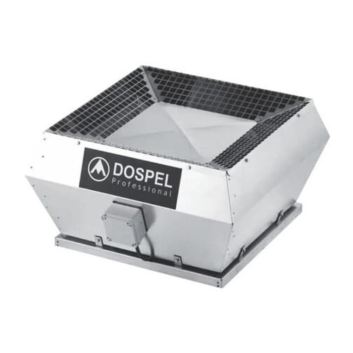 WDD Ø200 вентилятор даховий центробіжний