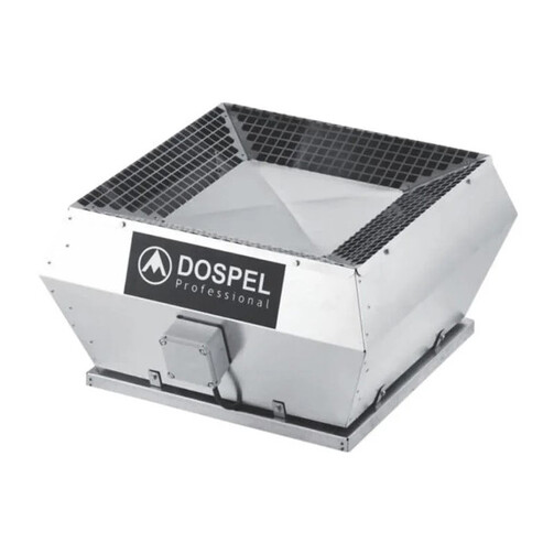 WDD Ø200 вентилятор крышный центробежный