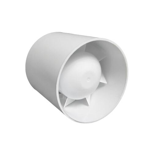 EURO 1 Ø100 побутові канальні вентилятори